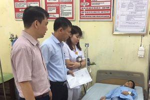 Ngộ độc tại trường tiểu học ở Ninh Bình, đình chỉ bếp ăn nhà trường