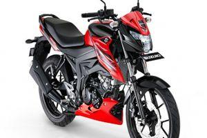 Suzuki GSX150 Bandit chốt giá 39,8 triệu đồng, rẻ hơn Exciter
