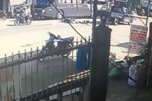 Đã xác định xe tải cán chết người rồi bỏ trốn trên đường Hồ Chí Minh