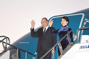 Thủ tướng Nguyễn Xuân Phúc dự Hội nghị Cấp cao hợp tác Mê Công - Nhật Bản lần thứ 10