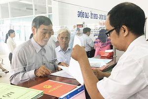 Truy điểm nghẽn để giải quyết nhanh hồ sơ cho dân