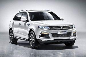 'Soi' xe Trung Quốc - Zotye T600 mới, giá chỉ từ 270 triệu đồng