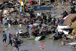 Hơn 150.000 người Indonesia vẫn bị chôn vùi dưới đống đổ nát