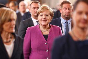 Đức: Thành viên đảng Bảo thủ ủng hộ bà Merkel tái tranh cử vị trí chủ tịch đảng