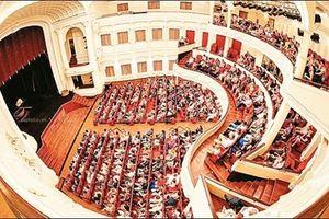 Thủ Thiêm xây nhà hát 1.500 tỉ