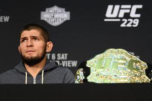 Khabib Nurmagomedov tiết lộ về vụ hỗn chiến tại sàn UFC
