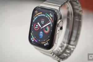 Apple Watch Series 4 dính lỗi khởi động lại không ngừng