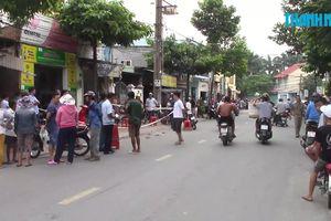 Vì một chỗ đậu xe máy, một chủ tiệm bị đâm chết