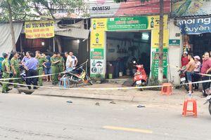 Cự cãi chỗ đậu xe, 1 người bị đâm chết