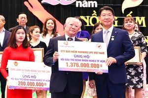 Hanwha Life Việt Nam: Vì tương lai tươi sáng của cộng đồng