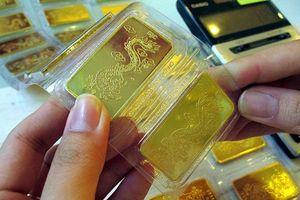 Giá vàng trong nước giảm ngày đầu tuần