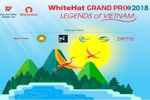 Top 10 WhiteHat Grand Prix 2018: Họ là ai?