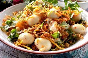 Những món ăn vặt nổi tiếng Sài Gòn