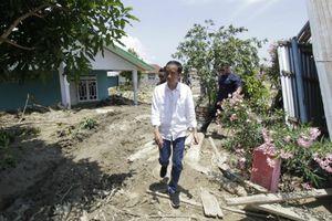 Tổng thống Indonesia bị công kích vì cách xử lý thảm họa