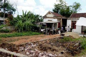 Bắc Giang: Đâm chết bác ruột vì mâu thuẫn đất đai