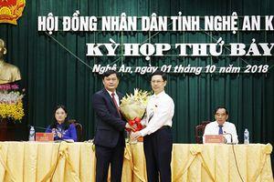 Thủ tướng phê chuẩn Chủ tịch tỉnh Nghệ An 42 tuổi