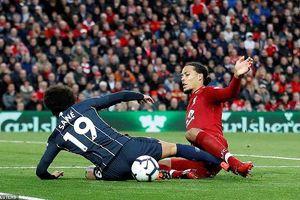 Giải Ngoại hạng Anh 2018: Kết quả thi đấu, bảng xếp hạng sau vòng 8