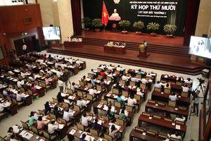 HĐND TP.HCM: Đang tranh luận về nhà hát 1.500 tỷ đồng, sữa học đường