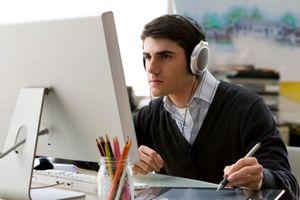 Cách nghe nhạc giúp đẩy mạnh sức sáng tạo và hiệu quả khi làm việc