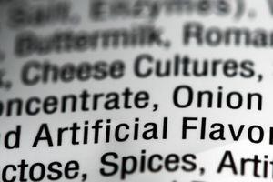 Mỹ cấm sử dụng 7 phụ gia thực phẩm tổng hợp