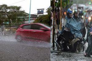 Sai lầm khi lái xe vào trời mưa khiến xe máy 'nhanh tã'