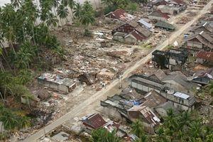 Trận sóng thần tàn khốc nhất lịch sử