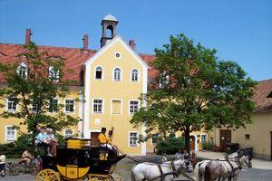 Lạc lối giữa thành phố rừng Tharandt ở Đức