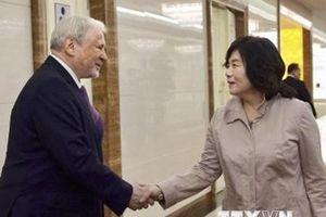 Triều Tiên-Nga nhất trí hợp tác chặt chẽ trong các vấn đề an ninh