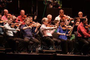 Dàn nhạc giao hưởng London Symphony Orchestra tái ngộ công chúng Thủ đô