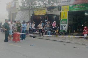 Điều tra vụ chủ tiệm sửa xe bị đâm tử vong