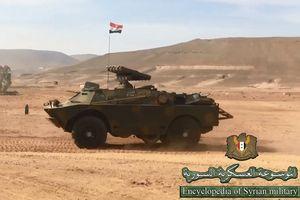 Quân đội Syria phản kích trừng phạt Al-Qaeda tấn công khủng bố