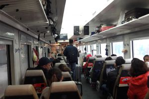 Hàng loạt mác tàu tuyến Bắc - Nam giảm giá vé