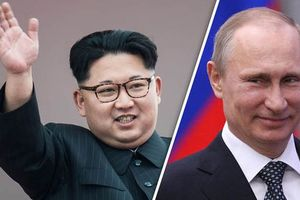 Tổng thống Hàn Quốc tiết lộ kế hoạch thăm Nga của ông Kim Jong-un