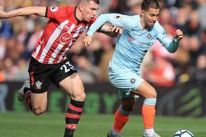 Chấm điểm Chelsea trận Southampton: Sự vô đối của Hazard