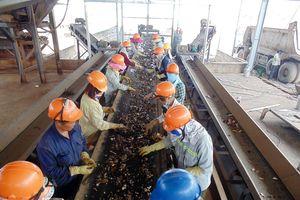 Nhiều rào cản trong sử dụng xỉ hạt lò cao