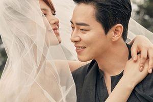 Công ty quản lý bất ngờ tiết lộ Gummy và Jo Jung Suk đã trở thành vợ chồng