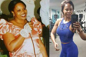 Hành trình giảm béo từ size 24 xuống size 8 và giữ vững cân nặng suốt 11 năm của cô gái mũm mĩm