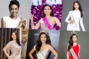 Nhan sắc Việt: Nỗi khao khát vương miện quốc tế giữa cơn… hỗn mang danh hiệu cấp quốc gia