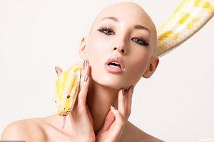 Người mẫu trọc đầu và phong trào #AlopeciaIsFashion đầy ý nghĩa nhăn văn