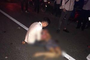 Hưng Yên: Người phụ nữ trẻ đang mang thai tử vong vì tai nạn giao thông