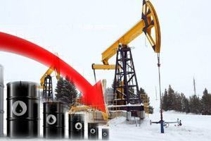 Giá dầu đồng loạt quay đầu giảm mạnh