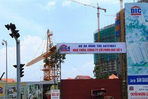 Dự án Vũng Tàu Gateway: Hiên ngang xây 14 tầng dù chưa có giấy phép?