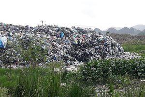 Hoàng Mai (Nghệ An): Rác thải gây ô nhiễm môi trường