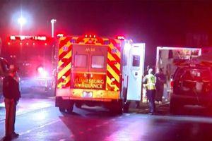 20 người chết trong vụ tai nạn giao thông tồi tệ nhất 9 năm ở Mỹ
