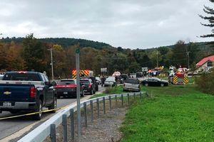 20 người chết trong vụ tai nạn giao thông kinh hoàng ở New York
