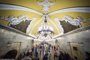 Metro nước Nga có gì lạ?