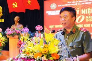 Khoa Công nghệ và An ninh thông tin vinh dự nhận bằng khen của Thủ tướng