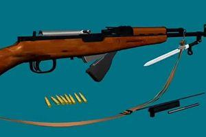 Tính năng độc đáo của súng trường CKC do Liên Xô phát minh