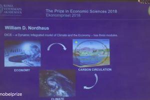Nobel Kinh tế 2018 thuộc về hai người Mỹ với nghiên cứu kinh tế vĩ mô