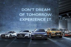 Audi tổ chức triển lãm Audi Brand Experience Singapore 2018